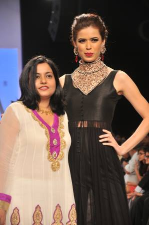 with the show stopper design and model