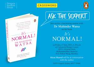Its normal Crossword invite