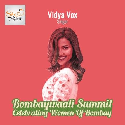 Bombaywaali-Summit_Vidya